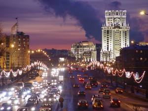 nightMoscow